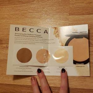 Becca Highlighter Sample!!
